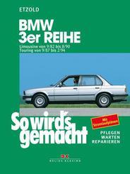 BMW 3er Limousine von 9/82 bis 8/90, Touring von 9/87 bis 2/94