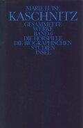 Gesammelte Werke, 7 Bde., Ln: Die Hörspiele; Die biographischen Studien; Bd.6