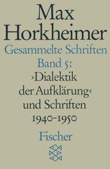 Horkheimer, Max - Bd.5