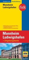 Falk Plan Mannheim, Ludwigshafen