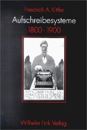 Aufschreibesysteme 1800/1900