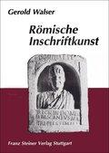 Römische Inschriftkunst