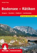 Rother Wanderführer Bodensee - Rätikon