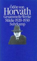Gesammelte Werke, 4 Bde., Neuausg.: Stücke 1920-1930