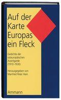 Auf der Karte Europas ein Fleck