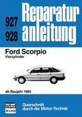 Ford Scorpio Vierzylinder ab Baujahr 1985