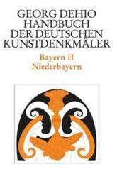 Dehio - Handbuch der deutschen Kunstdenkmäler: Bayern - Tl.2