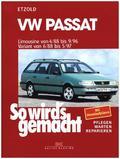 So wird's gemacht: VW Passat; Bd.61