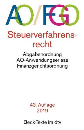 Abgabenordnung (AO)