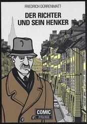 Der Richter und sein Henker, Comic auf der Grundlage des Romans