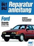 Ford Scorpio ab März 1988
