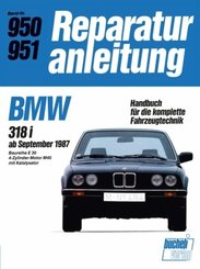 BMW 318i   ab September 1987; .