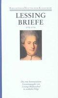 Werke und Briefe: Briefe von und an Lessing 1770-1776; Bd.11/2