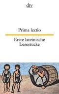 Prima lectio; Erste lateinische Lesestücke