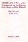 Deutsche Dichtung: Jean Paul; Bd.1