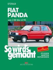 Fiat Panda (von 2/80 bis 12/95)