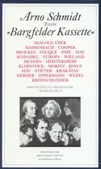 Werke, Bargfelder Ausgabe, Werkgr.2, 6 Bde.