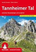 Rother Wanderführer Tannheimer Tal zwischen Nesselwängle und Jungholz