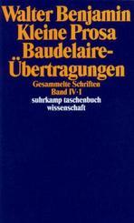 Gesammelte Schriften, 2 Teilbde. - Bd.4/1-2