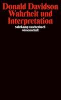 Wahrheit und Interpretation