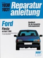 Ford Fiesta ab April 1988