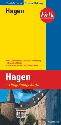 Falk Plan Hagen