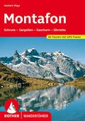 Rother Wanderführer Montafon