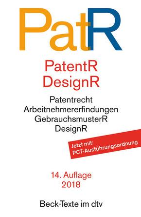 Patent- und Designrecht (PatR/PatentR, DesignR)