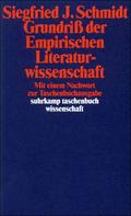 Grundriß der Empirischen Literaturwissenschaft