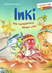 Inki - Ein Tintenfisch rennt los!