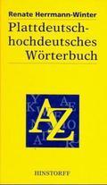 Plattdeutsch-hochdeutsches Wörterbuch