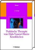 Praktische Therapie von Hals-Nasen-Ohren-Krankheiten