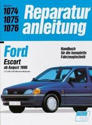 Ford Escort ab August 1990