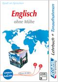 Assimil Englisch ohne Mühe: Lehrbuch und 4 CD-Audio