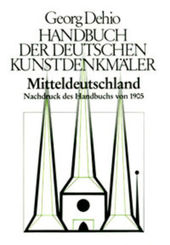 Handbuch der Deutschen Kunstdenkmäler: Mitteldeutschland