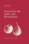 Verzeichnis der Apfel- und Birnensorten