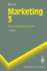 Marketing: Marketing-Management; Bd.3