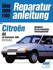 Citroën AX 10 / 11 / 14 GT / 14 Diesel