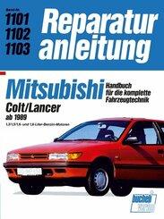 Mitsubishi Colt / Lancer (ab 1989)