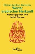 Kleines Lexikon deutscher Wörter arabischer Herkunft