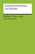 Friedrich Dürrenmatt 'Die Physiker'