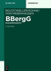 BBergG Bundesberggesetz, Kommentar