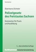Polizeigesetz des Freistaates Sachsen, Kommentar