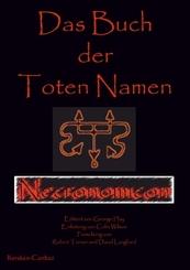 Das Buch der Toten Namen, Necronomicon