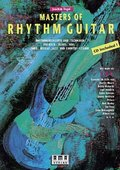 Masters of Rhythm Guitar, m. Audio-CD