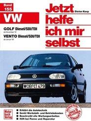 VW Golf Diesel/SDI/TDI ab November '91), Vento Diesel/SDI/TDI ab Januar '92