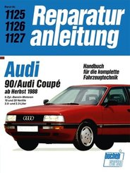 Audi 90 / Audi Coupé  ab Herbst 1988; .