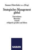 Strategisches Management global