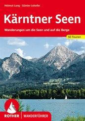 Rother Wanderführer Kärntner Seen