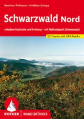 Rother Wanderführer Schwarzwald Nord